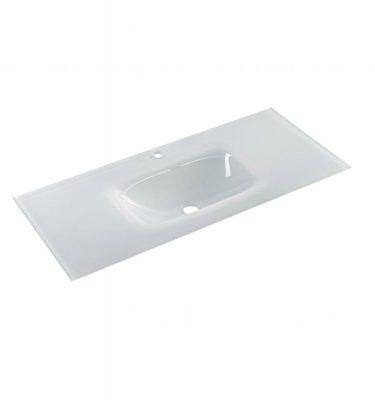 כיור משטח זכוכית