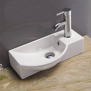 ניס כיורים מונחים-מיוחדים - סבח חדרי אמבטיה ZW-44