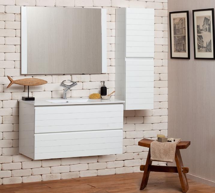 ניס ארון אמבטיה עליון - סבח חדרי אמבטיה QY-18