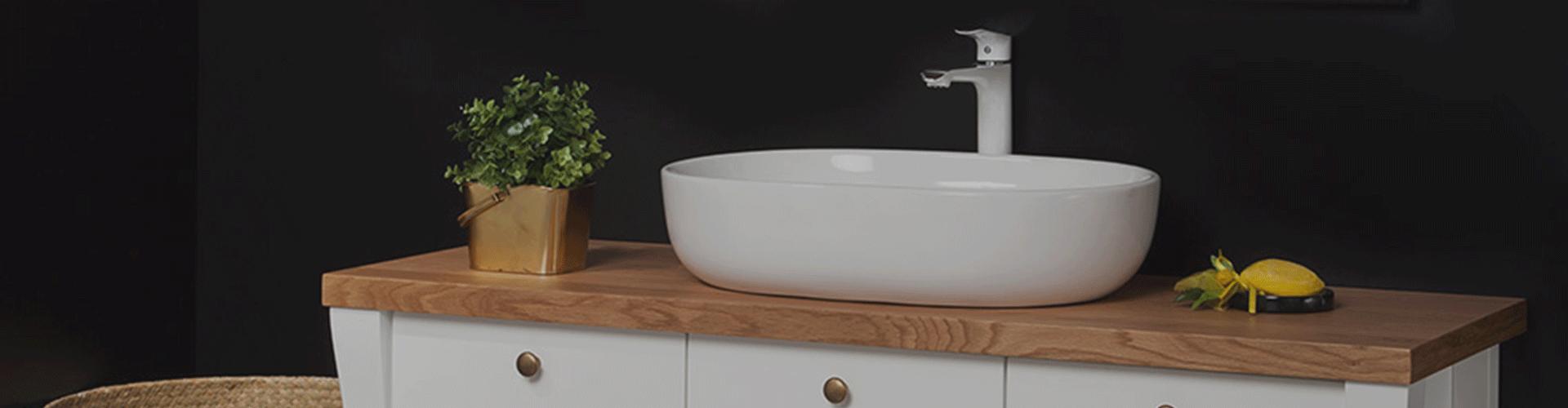 סוגי שיש מודרני לארונות אמבטיה